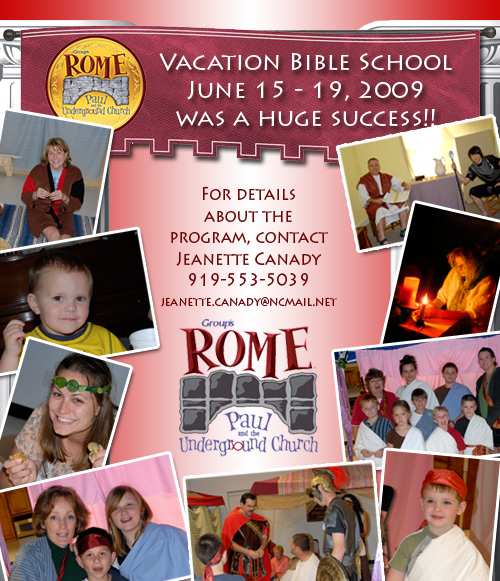 VBS poster