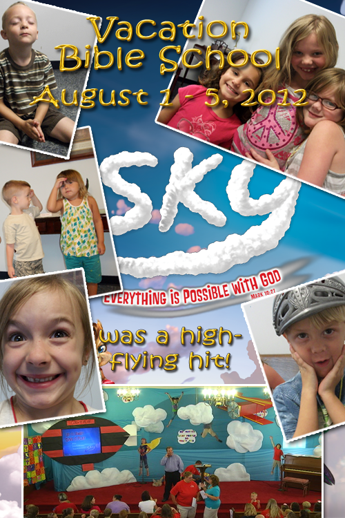 VBS 2012 poster