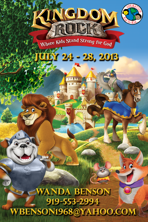 VBS Poster 2013